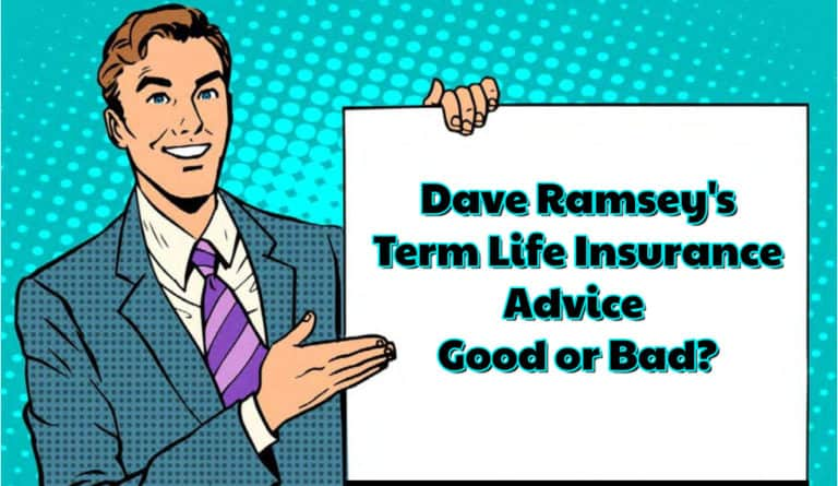 Term Life Insurance Advice from Dave Ramsey
