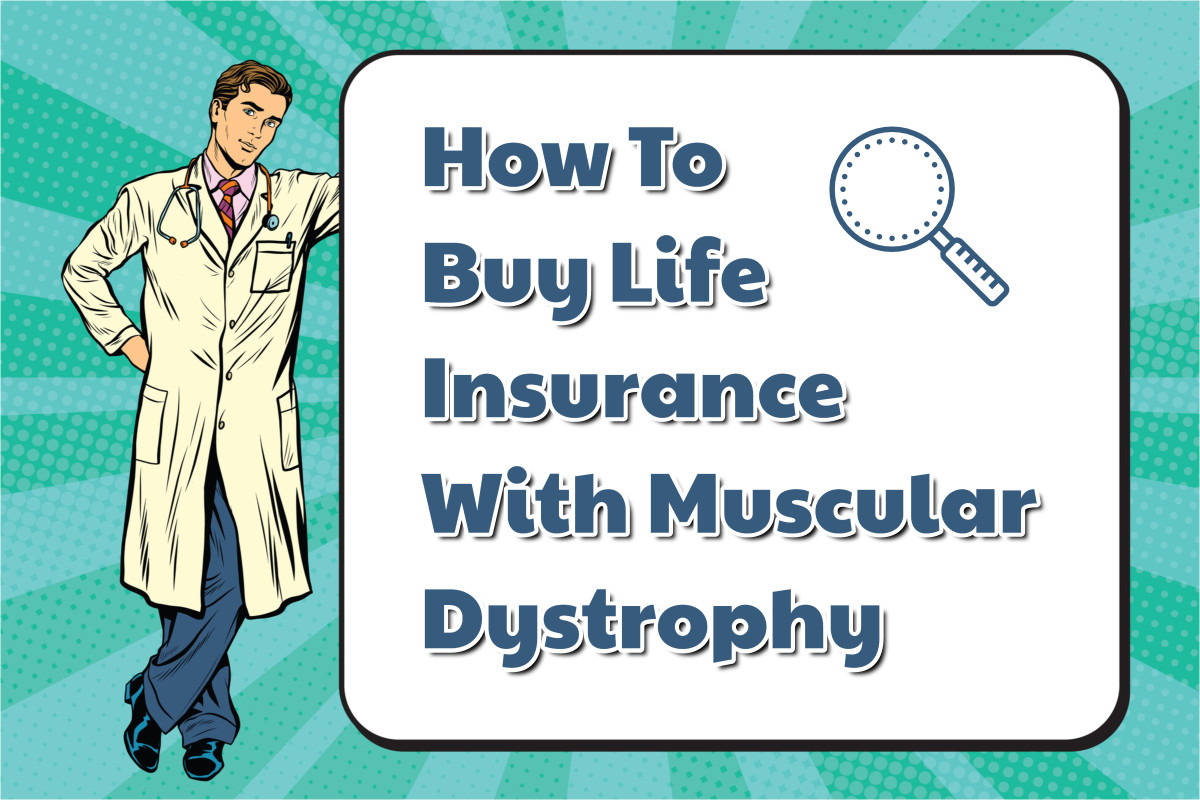 life insurance for muscular dystrophy