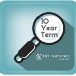 term 10 life insurance