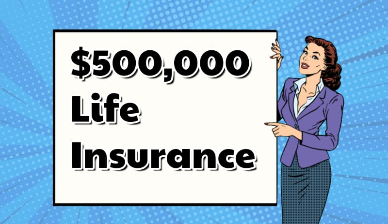 $500,000 Life Insurance Policy