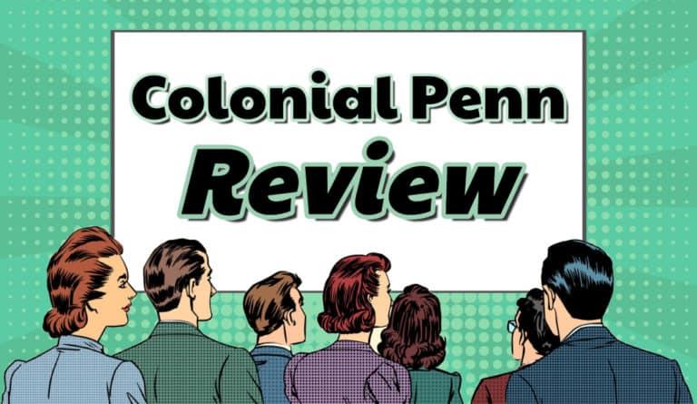 Colonial Penn Life Insurance Company Reviews
