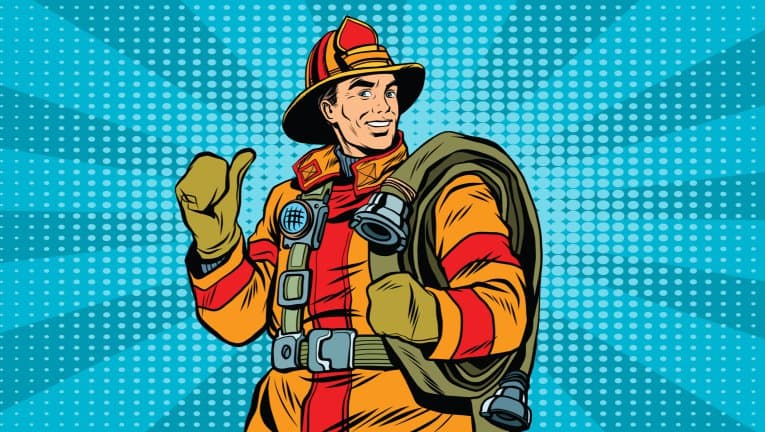 Life Insurance for Firefighters