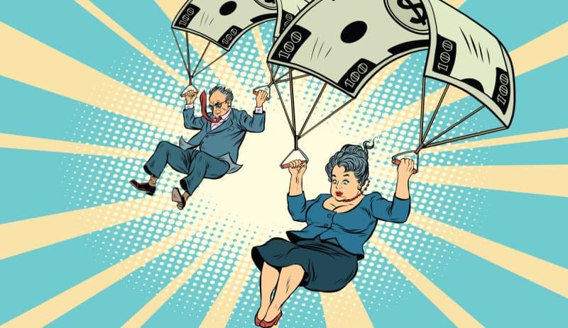 balance financial retirement