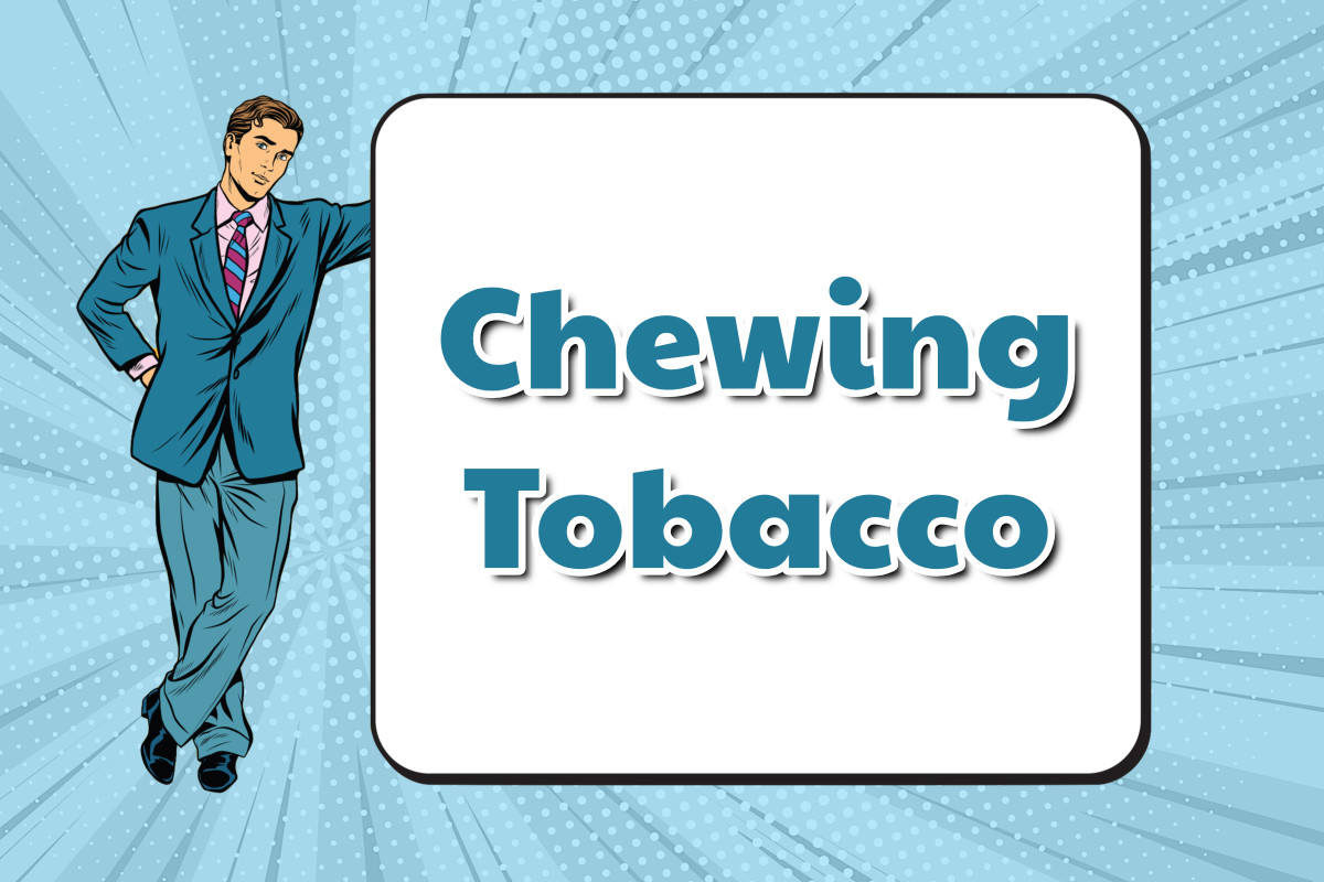 chewing tobacco life insurance blood test